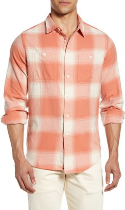 Madewell Brushed Cotton Perfect Shirt