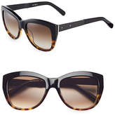 Bobbi Brown 54mm Grace Cat-Eye Sunglasses