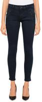 Mavi Jeans Julie Mid Rise Washed Twill Skinny Jean