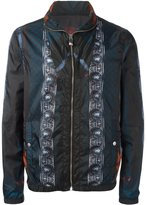 Versus 'Macro Plinth' print jacket - men - Polyester - 48