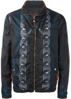 Versus 'Macro Plinth' print jacket