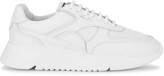 Axel Arigato Genesis White Panelled Sneakers