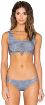 Beth Richards Knot Bikini Top