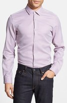 HUGO BOSS 'Nemos' Slim Fit Sport Shirt