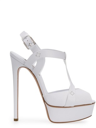 Casadei Slingback Stiletto Heels