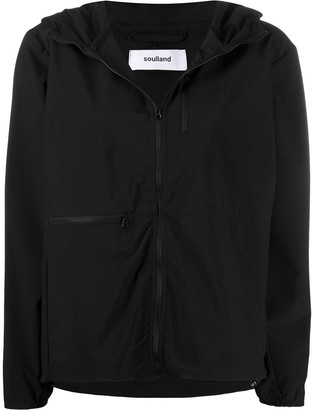 Soulland Reese hooded jacket