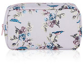 M&S Collection Vintage Bird Print Makeup Bag
