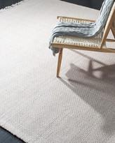 Lauren Ralph Lauren Amalie Pewter Hand-Woven Flat Weave Rug, 5' x 8'