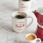 Sur La Table Gusto Coffee Mug