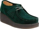 Clarks Women's Peggy Bee Moc Toe Shoe