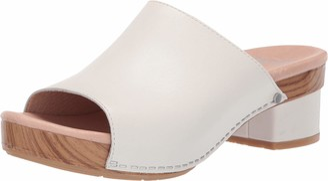 Dansko Women's Maci Ivory Sandal 11.5-12 M US
