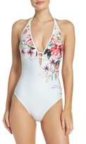 Robin Piccone Women's Camellia One-Piece Swimsuit
