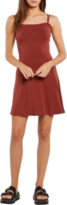 Volcom Shred Some Rug Skater Dress