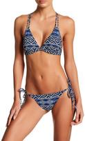 La Blanca Swimwear Designer Strappy Back Bikini Top