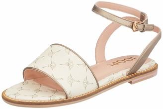 JOOP! Women's Liliana Ankle Strap Sandals