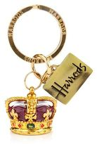 Harrods Crown Key Ring