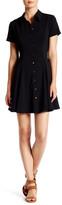 Amanda Uprichard Naomi Short Sleeve Dress