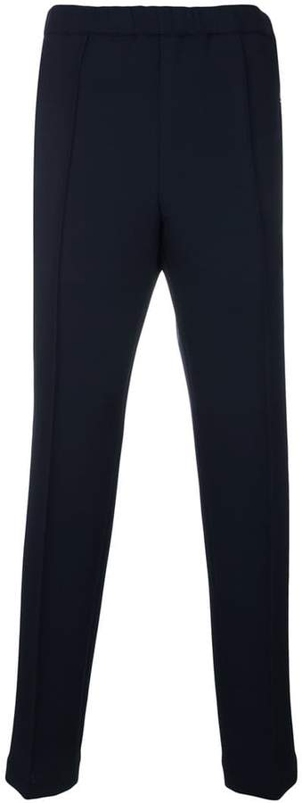 Marni logo tailored trousers