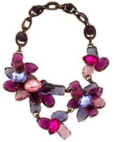Lanvin Strass Statement Necklace w/ Tags