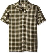 Dickies Men's Short Sleeve Camp Shirt