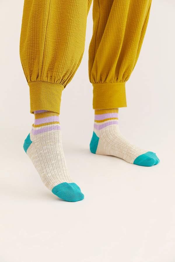 a52a3338cfbea Striped Ankle Socks - ShopStyle UK