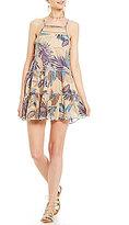 Chelsea & Violet Printed Dress