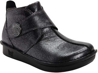 Alegria Women's Casual boots GRAPHITE - Graphite Caiti Leather Boot - Women