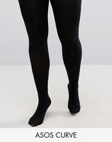 Asos Super Stretch New And Improved Fit Tights 140 Denier Tights