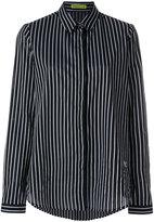 Versace striped shirt - women - Cotton - 38
