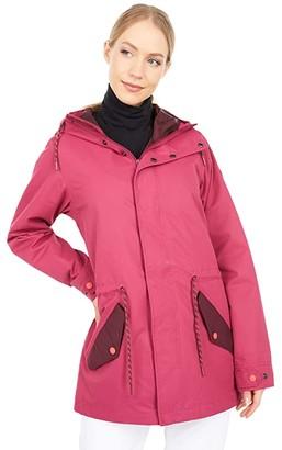 Burton Sadie Jacket (Spiced Plum/Port Royal) Women's Coat