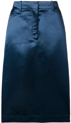 Calvin Klein Classic Pencil Skirt