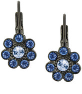 2028 Blue Crystal Leverback Earrings, a Macy's Exclusive Style