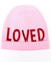 Thumbnail for your product : Gucci Loved Wool Beanie, Size S (Authentic Pre-Owned)