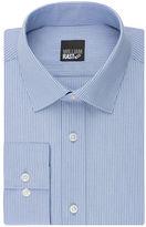 William Rast Slim Fit Stripe Dress Shirt