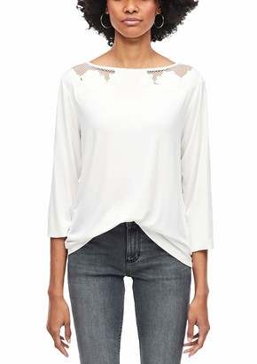 S'Oliver Women's 14.912.31.6941 Long Sleeve Top