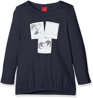 S'Oliver Girl's 53.710.31.7546 Longsleeve T-Shirt