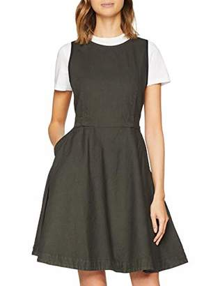 G Star Women's Core Fit and Flare Dress,Large