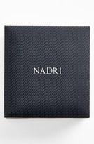 Nadri Boxed Heart Pendant Necklace