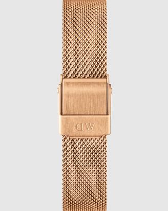Daniel Wellington Mesh Strap Melrose 12mm Watch Band - For Petite 28mm