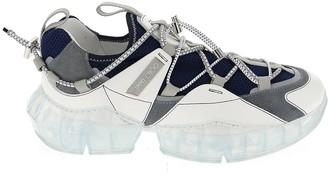 Jimmy Choo Diamond Trail Low-Top Sneakers
