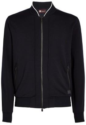 Ermenegildo Zegna Wool Track Jacket