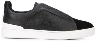 Ermenegildo Zegna slip-on sneakers