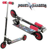 Power Rangers Folding in-line Scooter