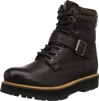 Pepe Jeans London Montreal Town Womens Desert Boots Desert Boots