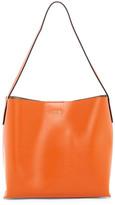 Lodis Addy Leather Bucket Bag