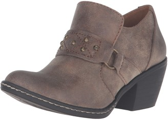 Two Lips Women's Too Stella Ankle Bootie