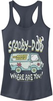 Scooby-Doo Licensed Character Juniors' Where Are You Ghost Mystery Machine Tank