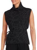 Brunello Cucinelli Sleeveless Cashmere Pullover