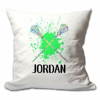 Zoomie Kids Richey Lacrosse Throw Pillow Cover Customize: Yes