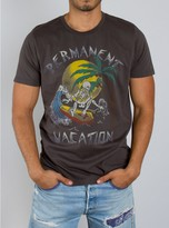 Junk Food Clothing Permanent Vacation Tee-pepp-s